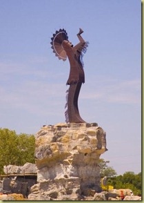 Keeper of the Plains - Wichita, Kansas