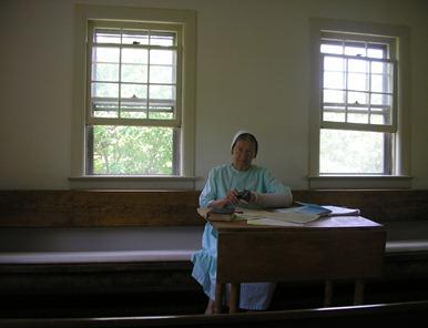 An Elder of Rockingham Monthly Meeting
