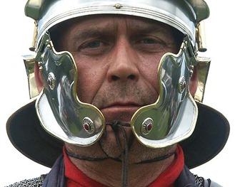 A Roman Officer