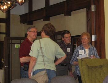 Friends at Heartland Meeting House