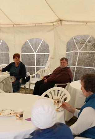 Friends at Stillwater Quarterly Meeting (Ohio YM)