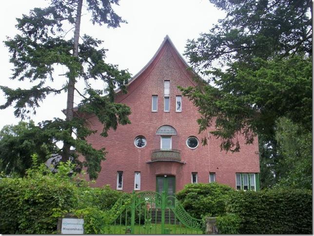 Casa de meus avós em Eppstein (Hof Häusel)