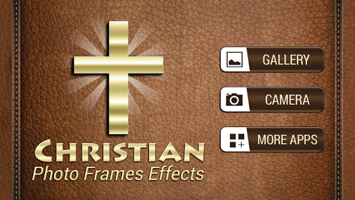 Christian Photo Frame Effects