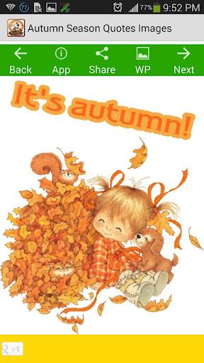 玩社交App|秋のシーズンは画像を引用免費|APP試玩