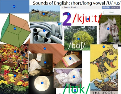 Chiew's CLIL EFL ESL Blog: Sounds of English