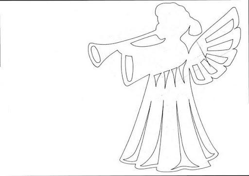 Вытынанки - схемы для вырезания, шаблоны, искусство вырезания из.