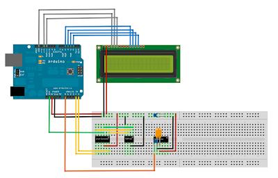 MPX4115A Pressure Sensor with Arduino - OZ9AEC Website
