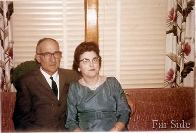 Marvin and Evelyn Late 1950s