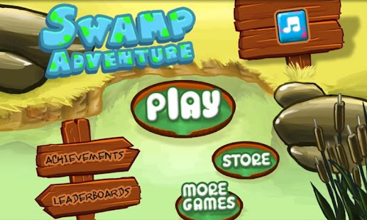 Swamp Adventure Deluxe - screenshot thumbnail