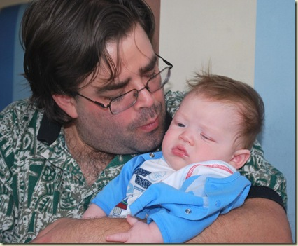 12-06 Daddy and Kyle