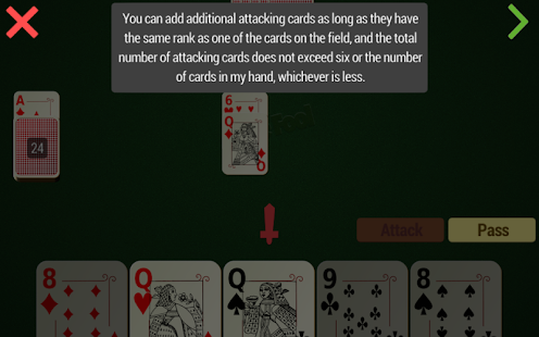 True Fool Durak- screenshot thumbnail