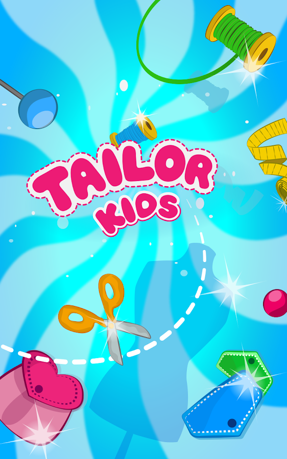 Tailor Kids- screenshot