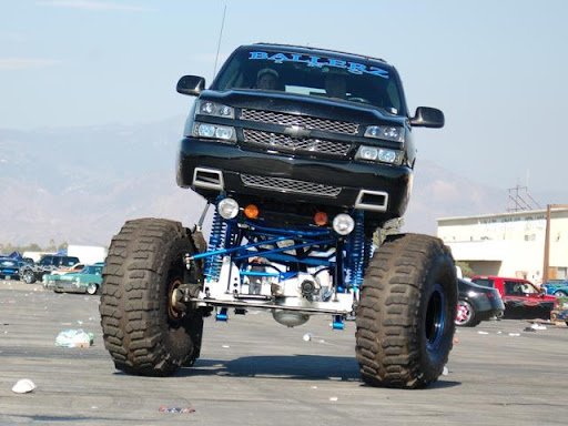 are drivers of substantially lifted trucks subject to add l