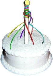 May Day Cake Recipe