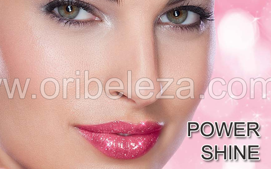 Brilho Lábios Powershine Oriflame Beauty