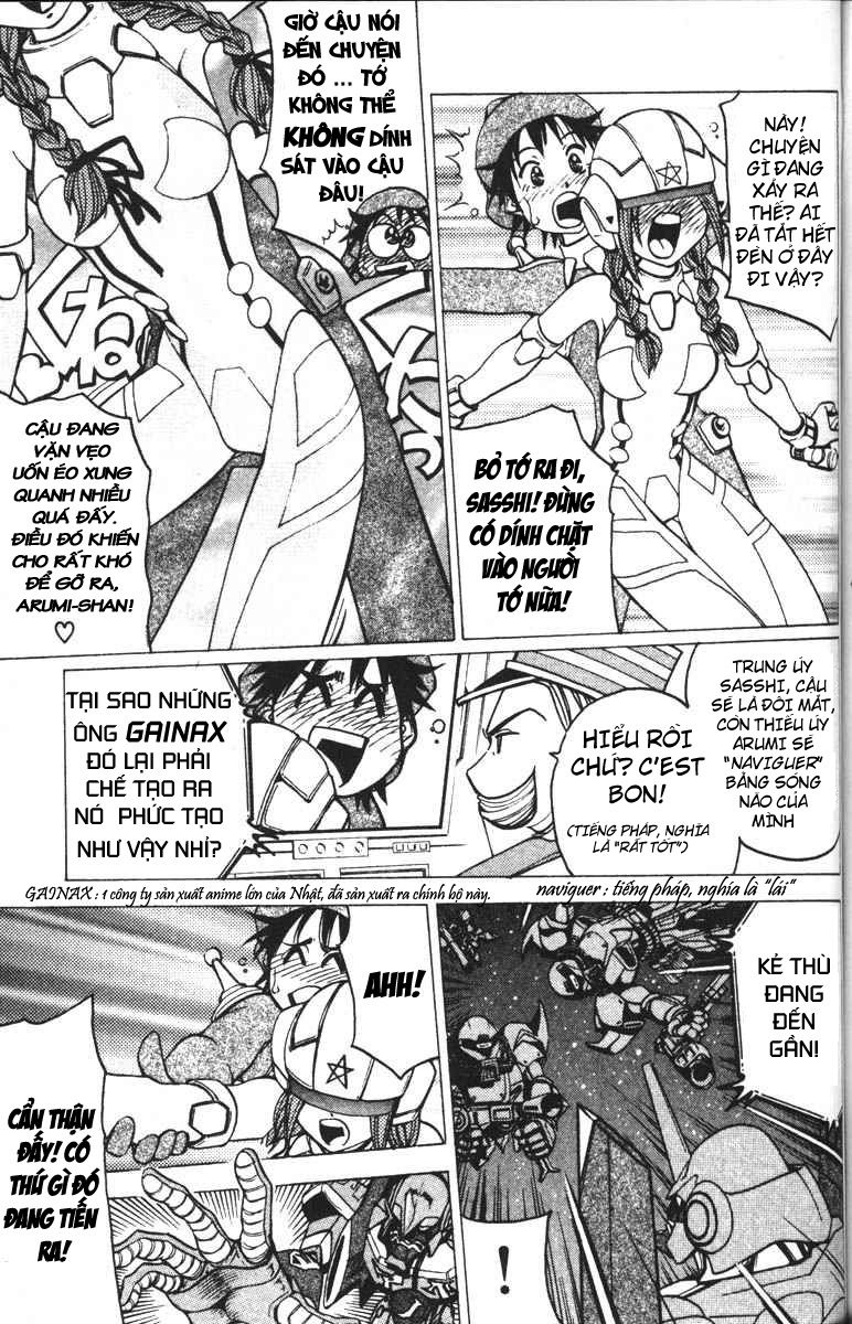Abenobashi Mahou Shoutengai Chap 002