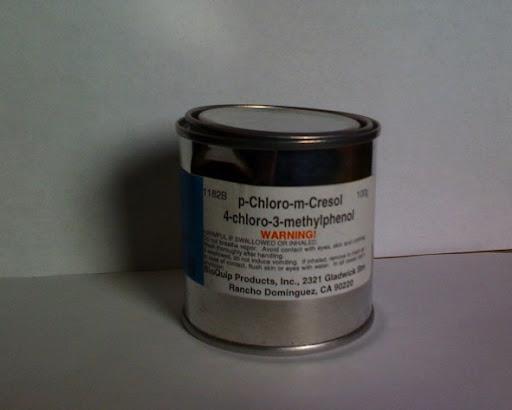 9. Chloro-m-Cresol
