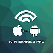WiFi File Share Pro with iOS