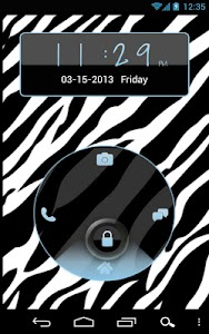 Complete Blue Zebra Theme screenshot 6