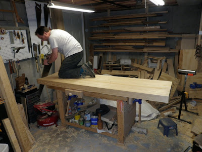 Astonishing My Roubo Workbench Pabps2019 Chair Design Images Pabps2019Com