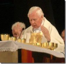 Fr. Rudnik Mass Reading