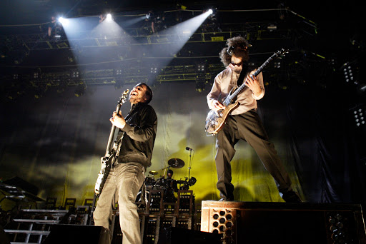 Super Band Gallery: Linkin Park Live in Concert Picture
