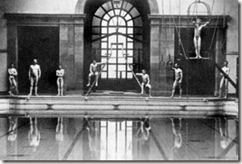 nudists-swimmers-in-1900s-pool