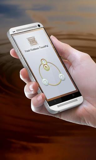 フレッシュアウトドア TouchPal テーマ
