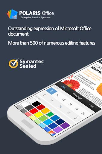 POLARIS Office with Symantec