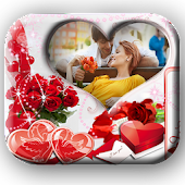 Romantic Lover Photo Frames