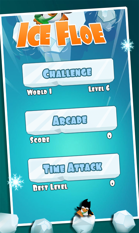 Ice Floe- screenshot