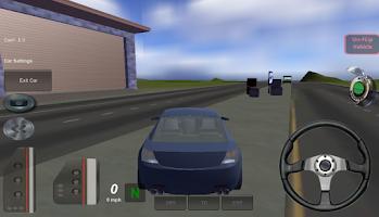 Screenshot of Car Driving 3D Simulator 2