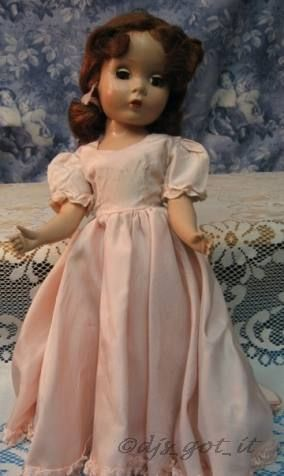 Madame Alexander Maggie face doll