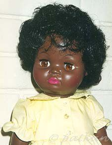 Beatrice Wright Toy doll Patricia black African-American 1960s