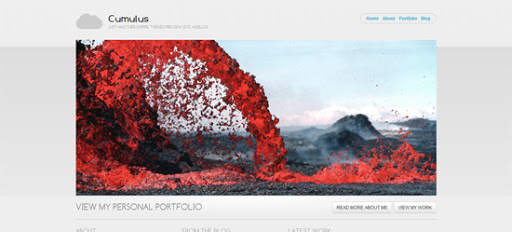 camulus wordpress template