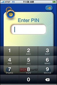 New RSA Soft Token for the iPhone is out  | vCloudInfo