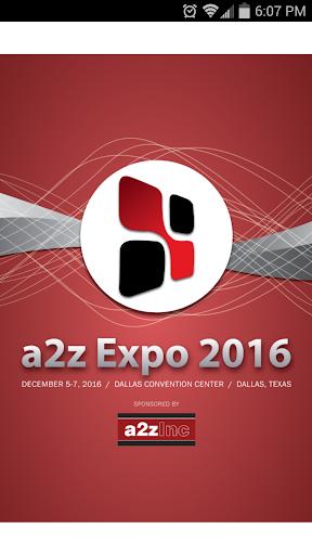 a2z Expo 2016