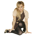 Hilary Duff widgets logo