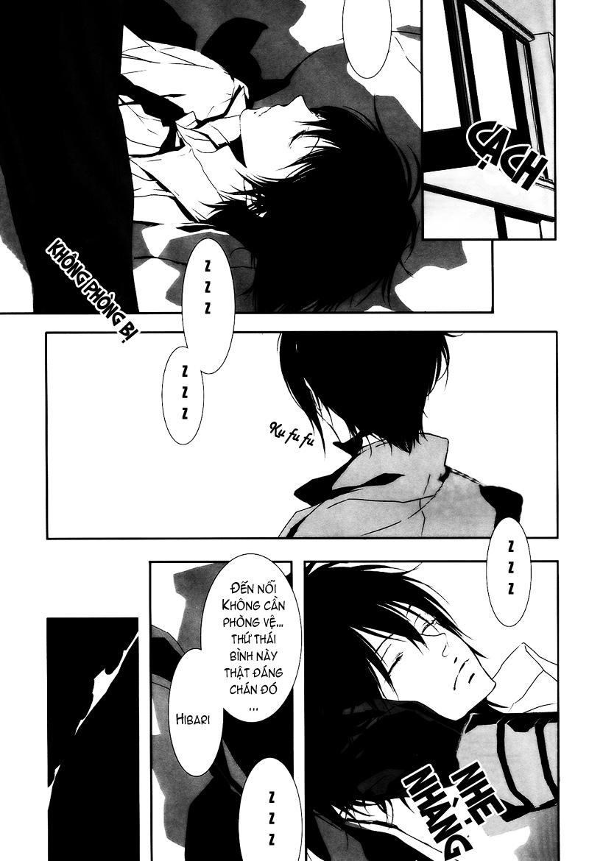 KHR Doujinshi - Cannibalism Chap 001