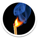 Fire Flame Live Wallpaper icon