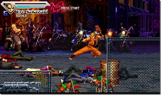 ART OF RAGE - Streets of Rage 4 Game Review