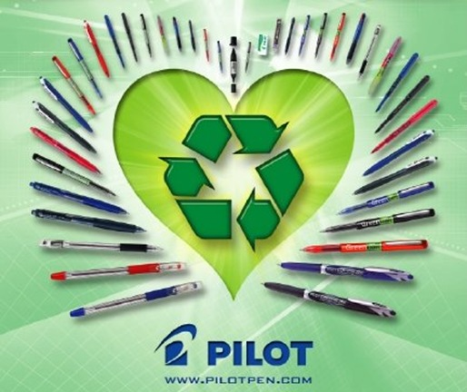 ReCycle By Ossy - Green Pop Art: The PILOT Green Effect