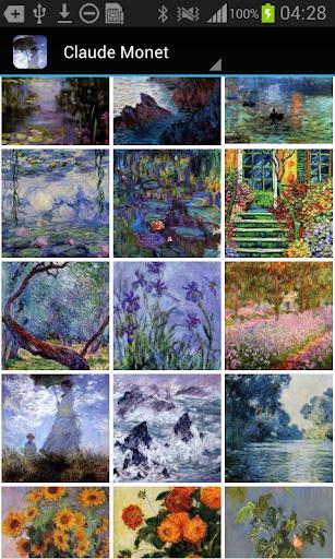 Monet HD Paintings