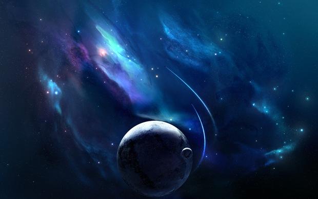 High resolution space wallpapers