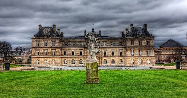 Stunning Collection of HDR Architecture Photography from France, Canada, Italy