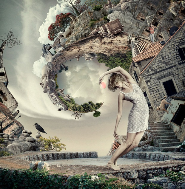 30+ Examples of Crazy Surreal Photo Manipulations ...