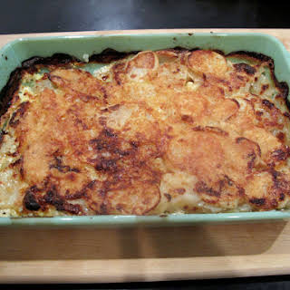 Gratin Dauphinois, A French Classic.