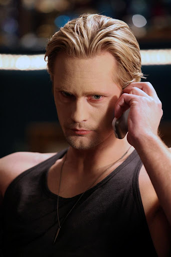 The exquisite Alexander Skarsgård is Eric Northman