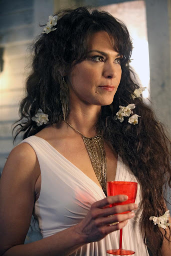 Michelle Forbes is Maryann Forrester