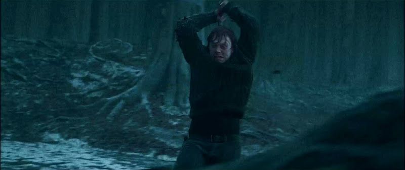 RUPERT GRINT as Ron Weasley in Warner Bros. Pictures™ fantasy adventure HARRY POTTER AND THE DEATHLY HALLOWS